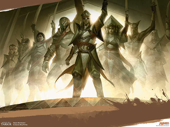 Las criaturas legendarias de Magic The Gathering