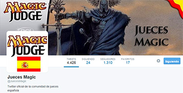 Twitter Jueces Magic España - @JuecesMagic